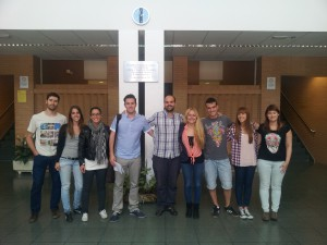 Participantes curso verano